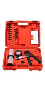 Pressure Tester Kit