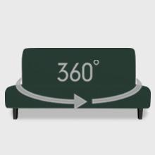futon slipcover
