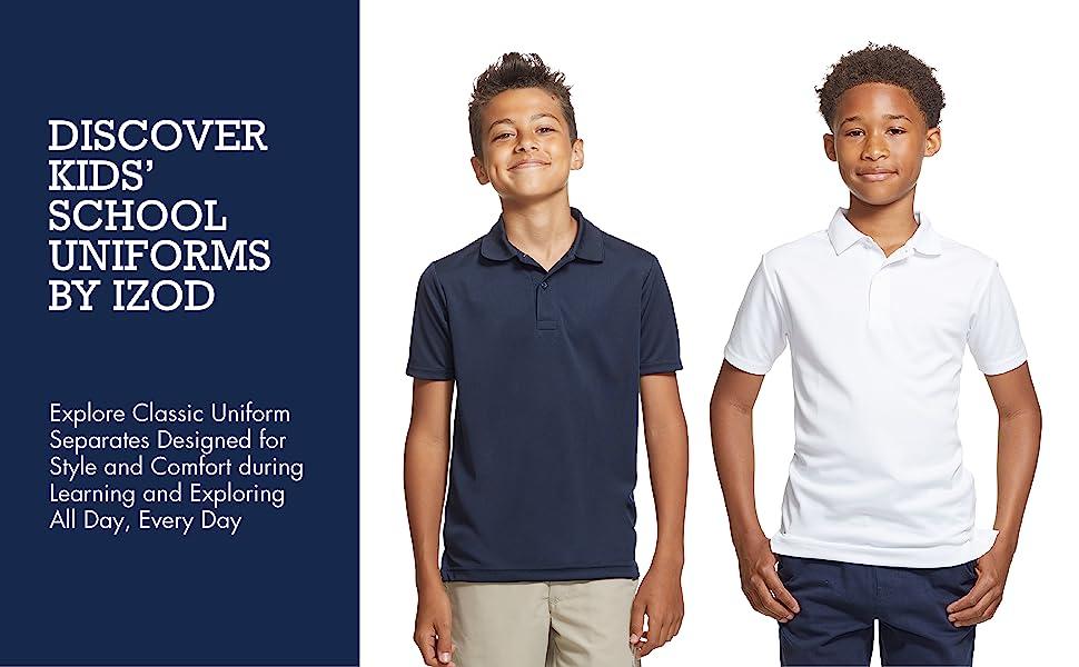 Discover kids school uniforms