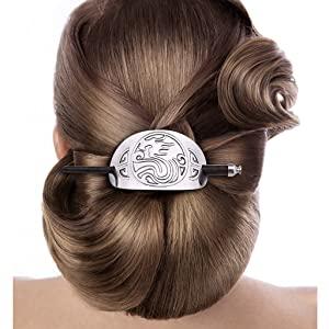 vintage hair clip