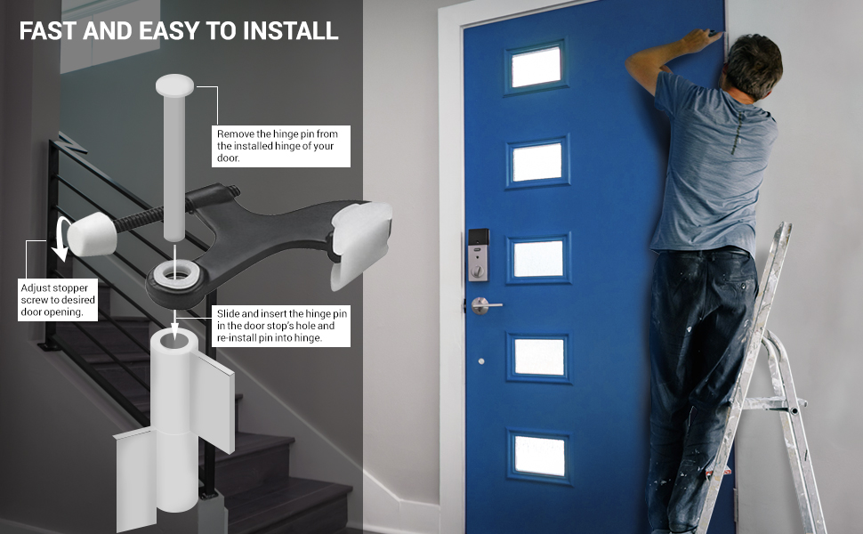 fast and easy to install installation instructions