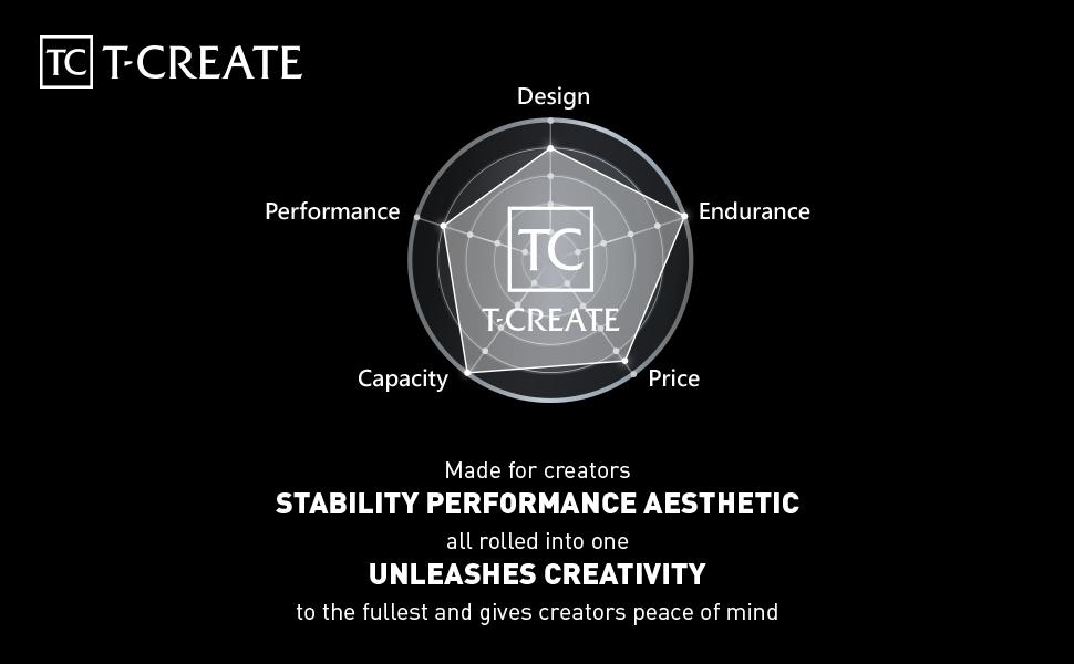 T-CREATE