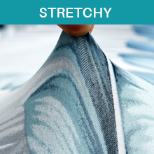 Stretchy material