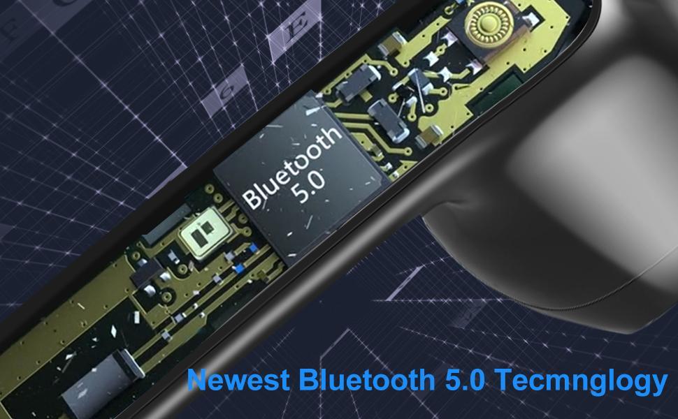 bluetooth earbuds   wireless earphones