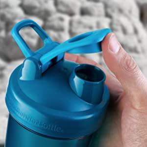 leak-proof lid and Spoutguard