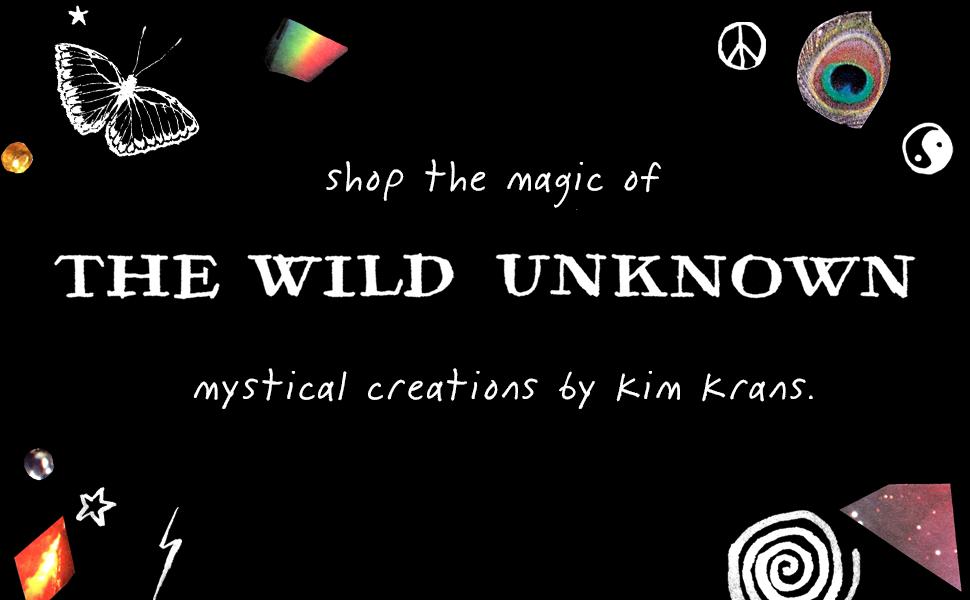 Kim Krans, wild unknown, spiritual, tarot, wilderness, mystical, mysticism