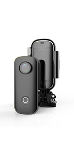 Action Camera C100+