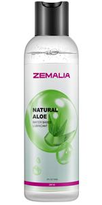 Aloe Water Based Lubricant