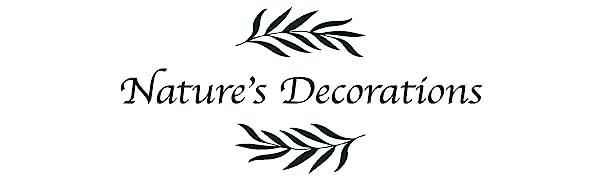 Nature's Decorations logo
