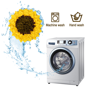 Machine wash and Hand wash