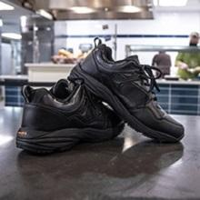 hisea non slip work shoes