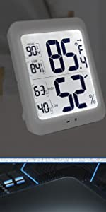 smart household hygrometer Thermometer