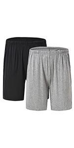 JINSHI Modal pyjama shorts