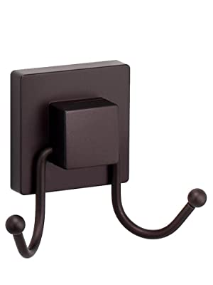 bronze suction cup hooks