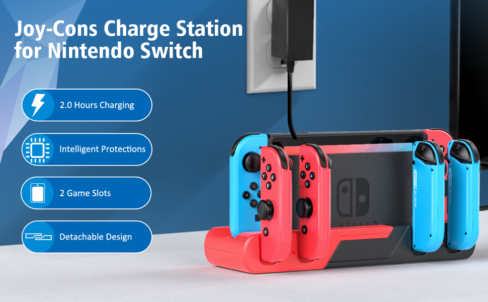 Joy-con Charge station