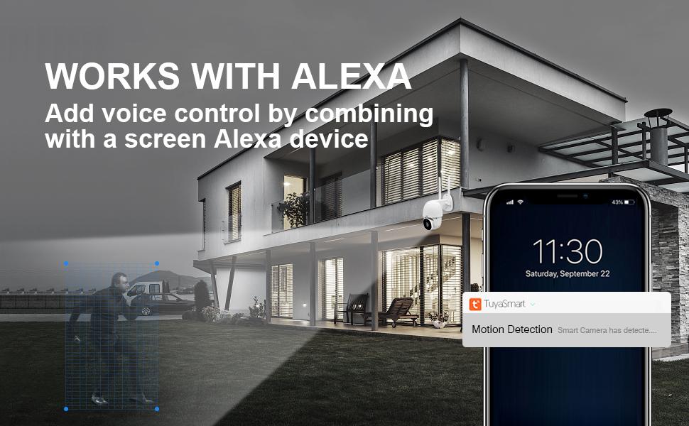 Motion Detection Alarm Push on Mobile APP