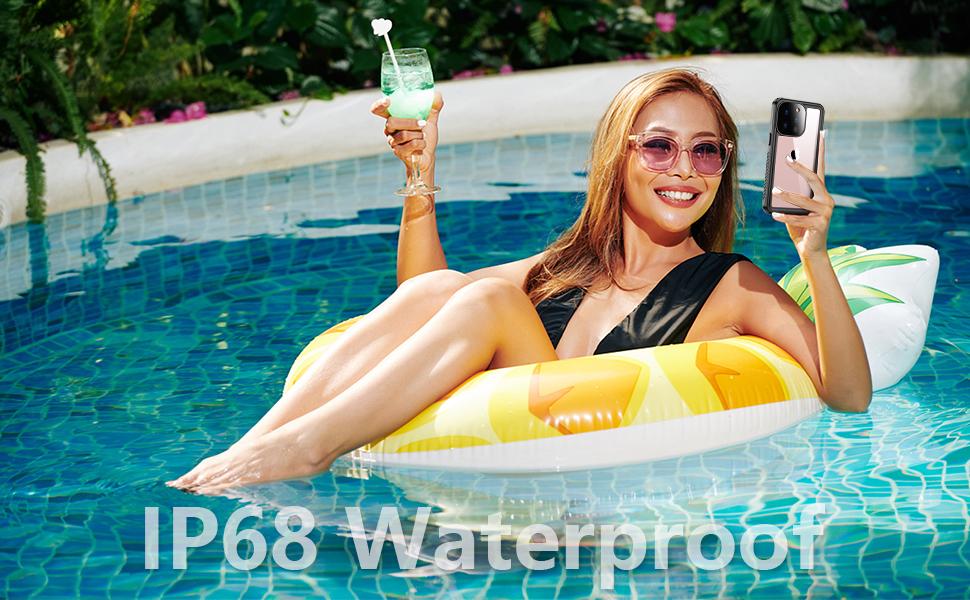 iphone 13 pro max case waterproof