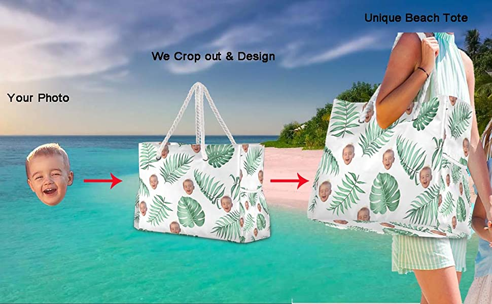 Custom your own grocery bag