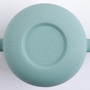 Blue Ginkgo Cup