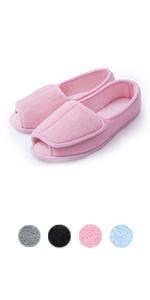 Open Toe-Pink