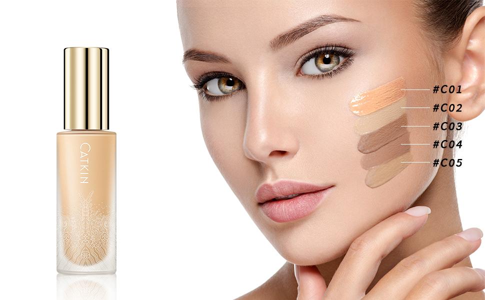 Liquid Foundation Makeup