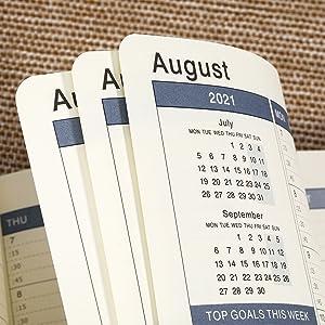 2021-2022 diary
