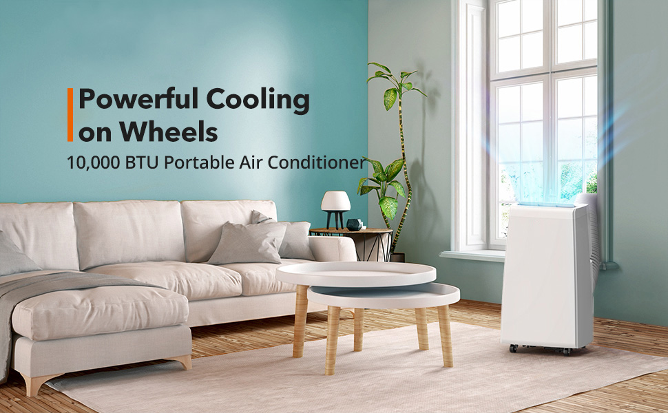 protable air conditioner