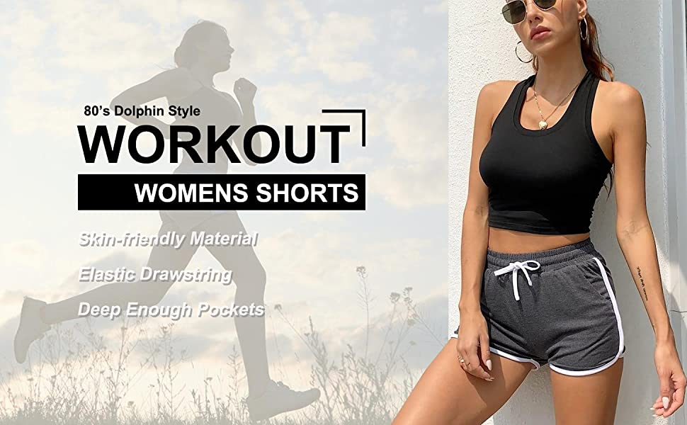 workout shorts for women, running shorts for women, summer shorts for women, womens shorts
