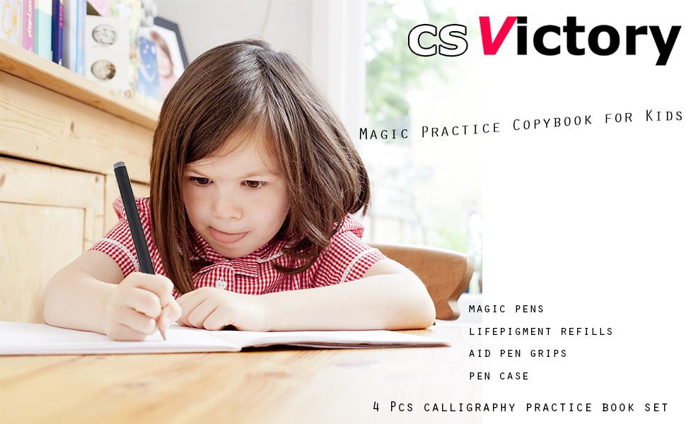 magic practice copybook for kids