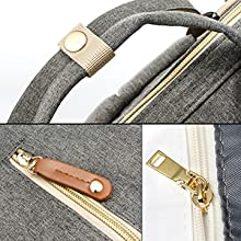 perfect leather zippers