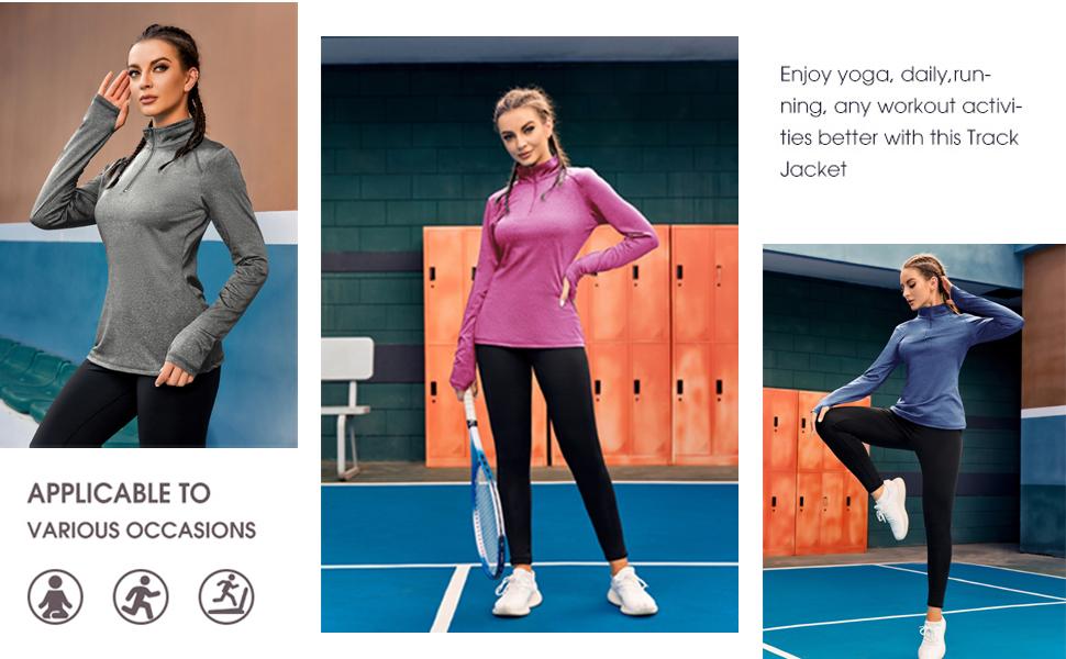 women tennis shirt