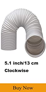 portable air conditioner accessories portable air conditioner vent kit air conditioner exhaust hose