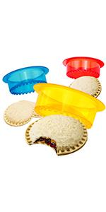 uncrustables maker crust cutter sandwich sandwich cutter and sealer for kids sandwich cutters