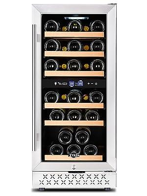 wine fridge 30 bottle