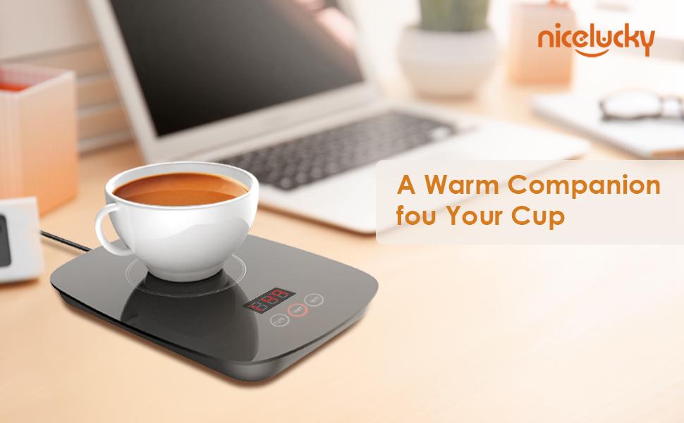 nicelucky coffee cup warmer