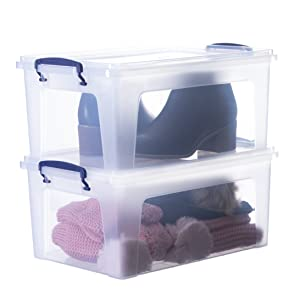 stackable storage container