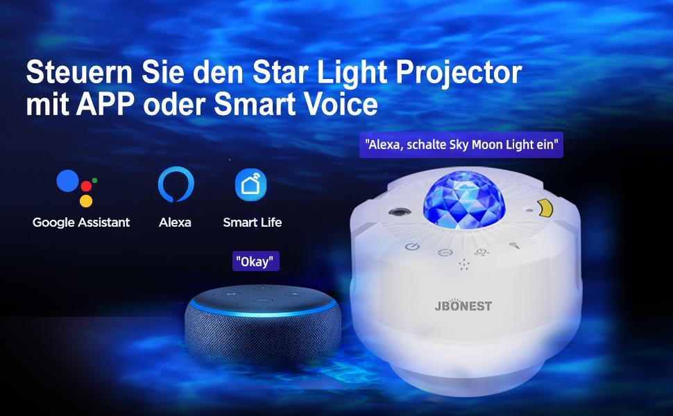 LED lampa za projektor zvjezdanog neba