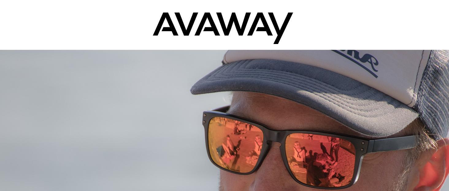 Polarized Sports Sunglasses for Men Women