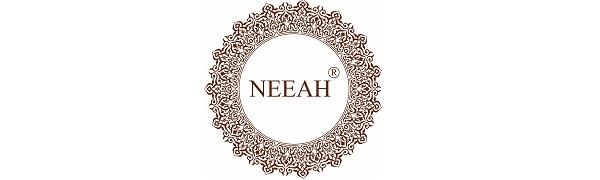 Neeah Women's Banarasi Silk Zari Woven Jacquard Saree,S171-ALL,6.30 METER Diwali Special 2021