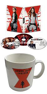 【Amazon.co.jp限定】ブラック・ウィドウ 4K UHD MovieNEX スチールブック(特典:オリジナル・マグカップ付き)