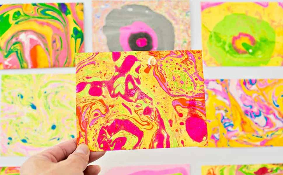 marbling paint