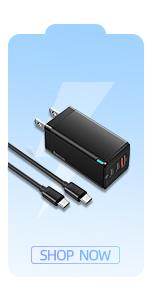 65W USB C GaN2 Pro Charger