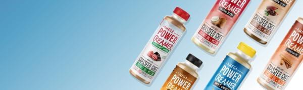 powercreamer keto coffee creamer butter ghee coconut oil mct paleo bulletproof low sugar