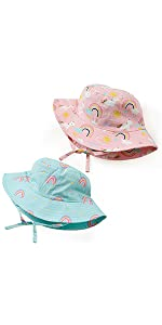 rainbow Sun Hat