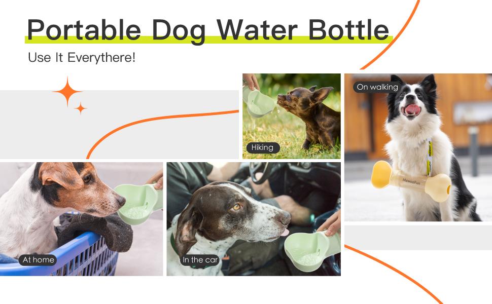 dog water bottle_Dog Water Dispenser_Pet Water feeder_05