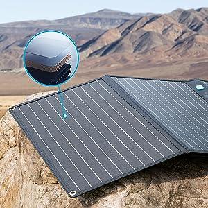 ソーラーパネルの防水性