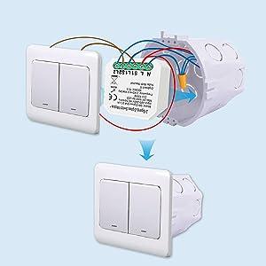 zigbee switch module