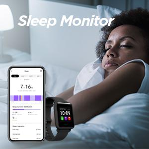 amazfit bip s lite smart watch for women