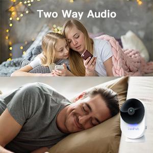 2 way Audio