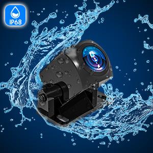 Waterproof Backup Camera